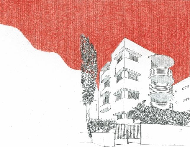 רחוב הרצליה 34 משה גרשטל