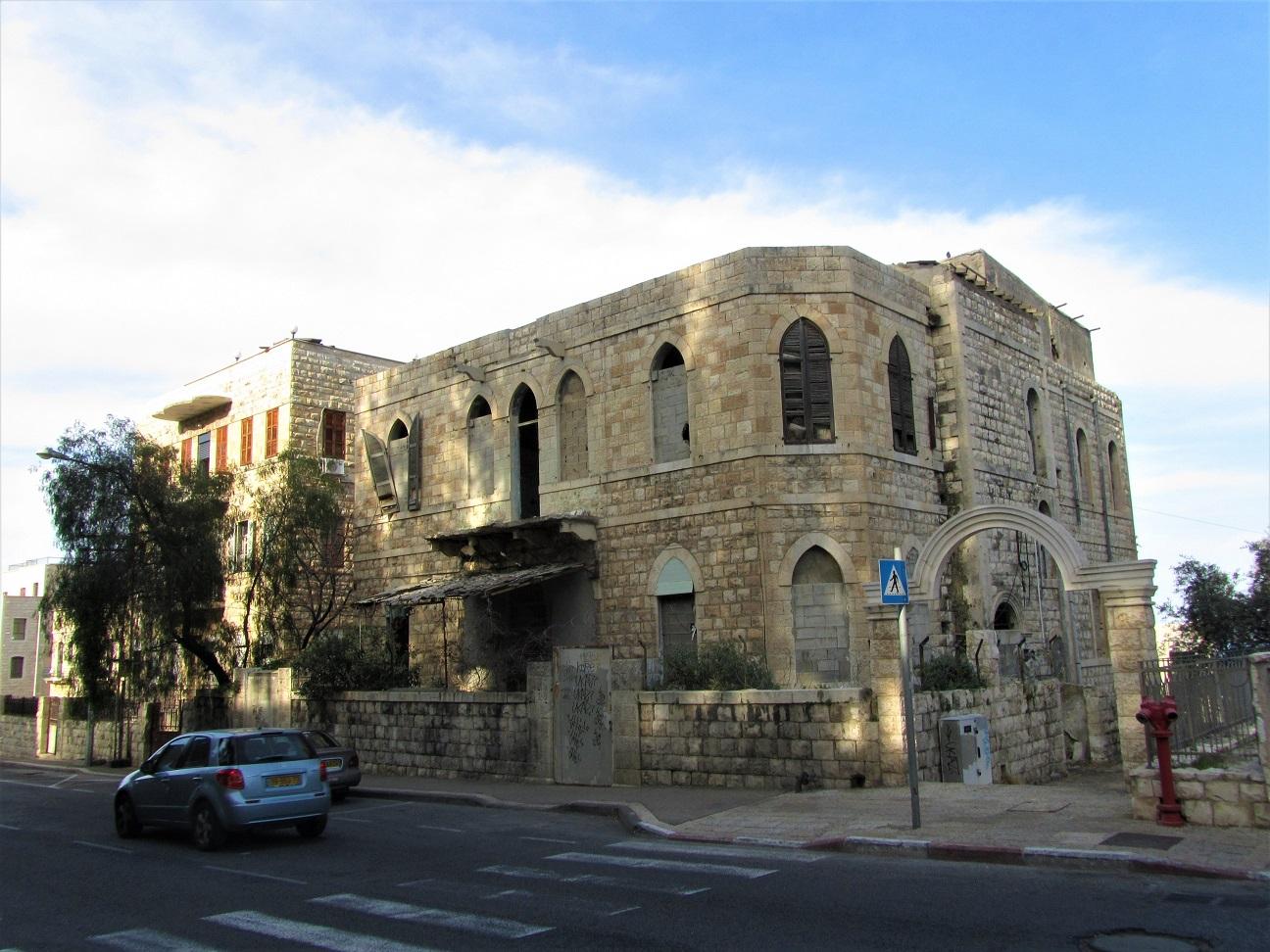 עיור ומודרניזציה בחיפה העותמאנית