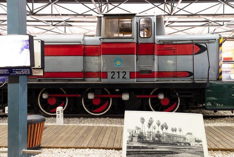 מוזיאון הרכבת קרונות # 28