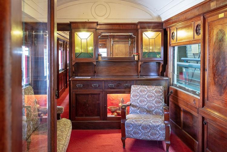 מוזיאון הרכבת קרונות # 31