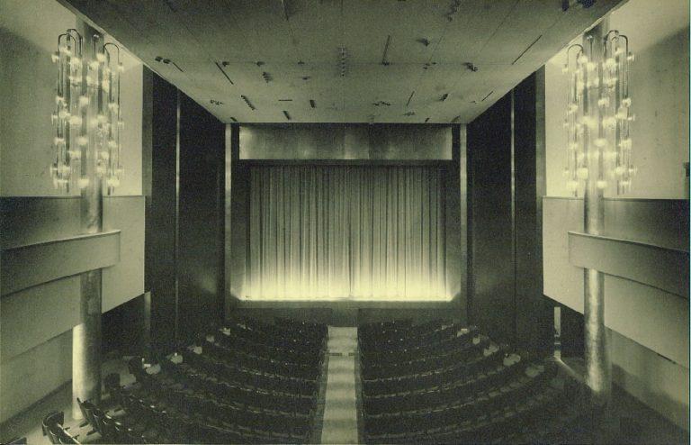 קולנוע אורה: יש חיים בהיכל הוורוד