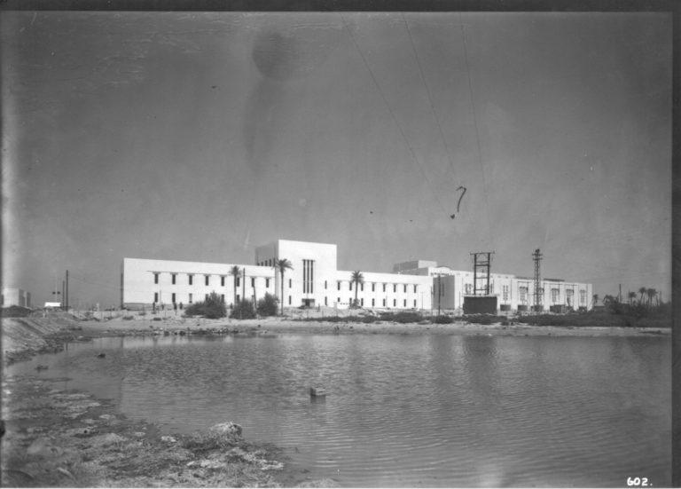 חנת הכוח חיפה א של חברת החשמל_צילומים מאוסף ארכיון חברת החשמל (2)