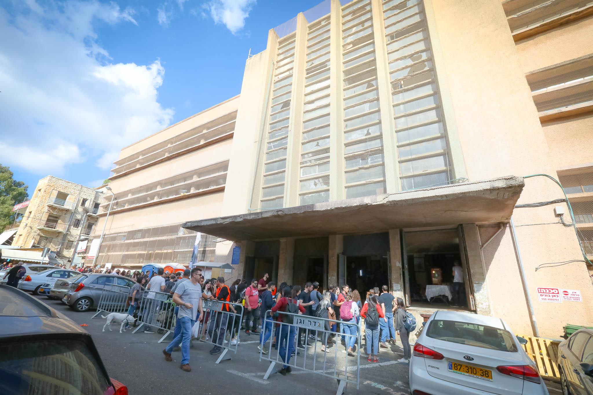 כשצוללים למים עמוקים: גליה בר אור במאמר על הפעולות בחיפה